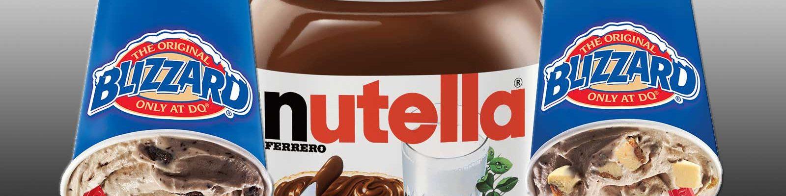 dairy queen nutella