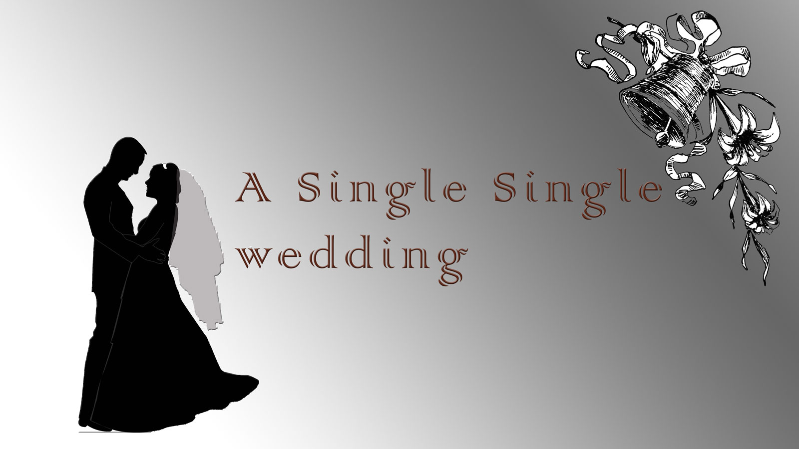 Wedding Bells Are Ringing on Single Single