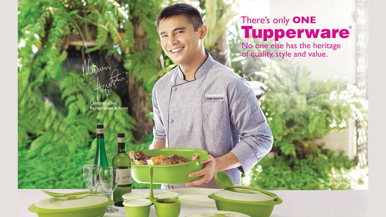 Tupperware: One of the most admired companies in the world