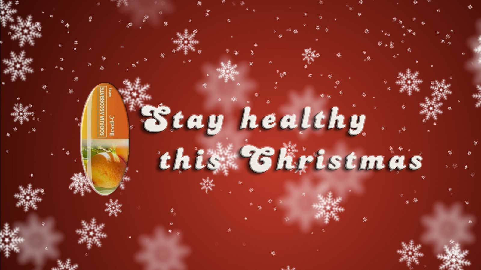 Stay healthy this season with Bewell-C