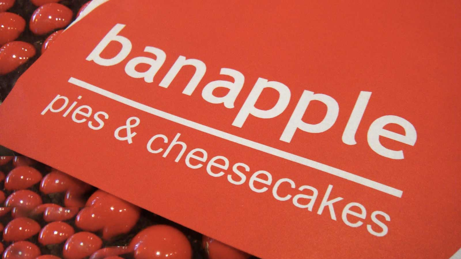 Banapple bliss!