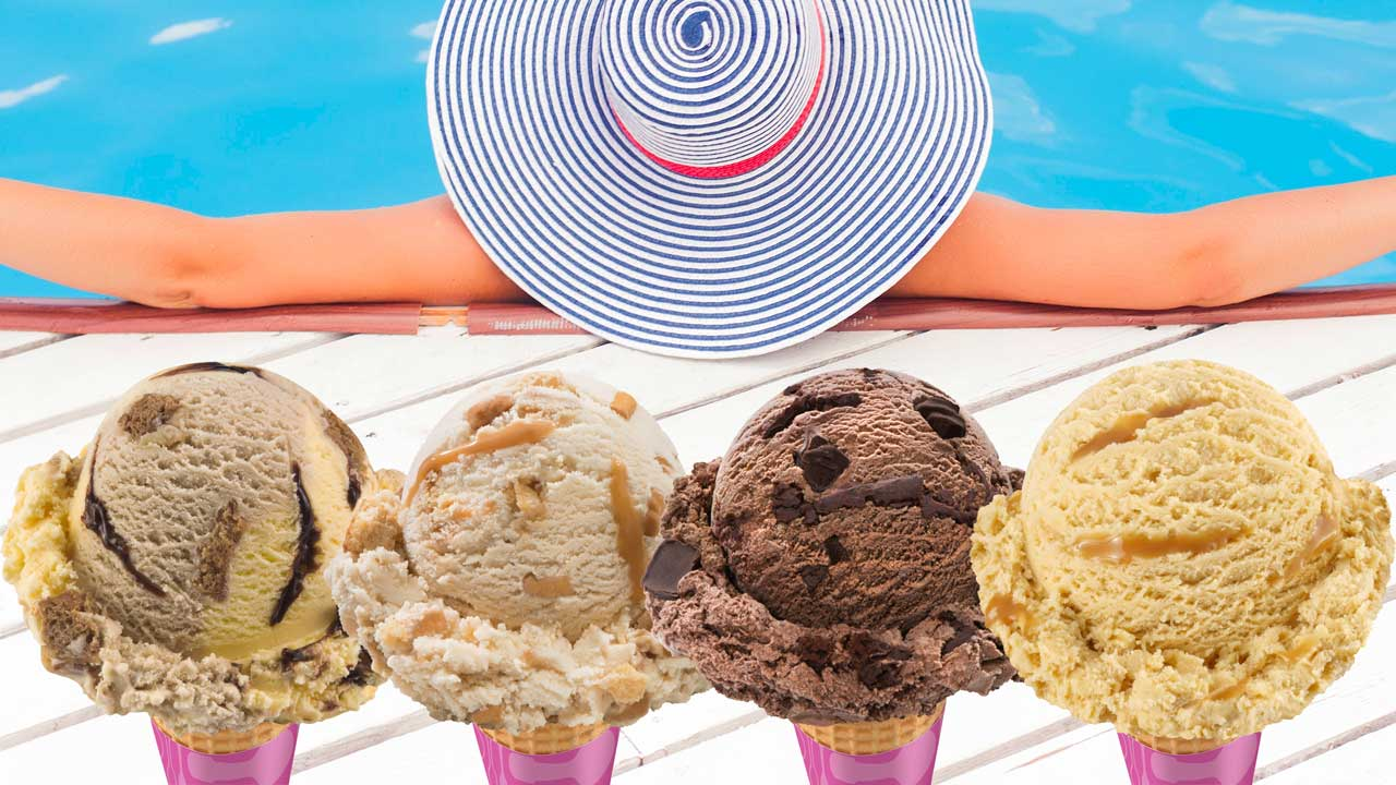 Summer happiness with new Baskin-Robbins ice cream flavors