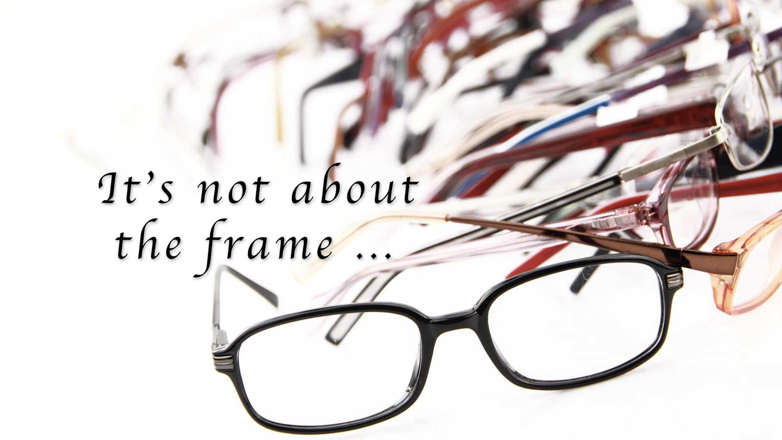 Not all glasses are created equal