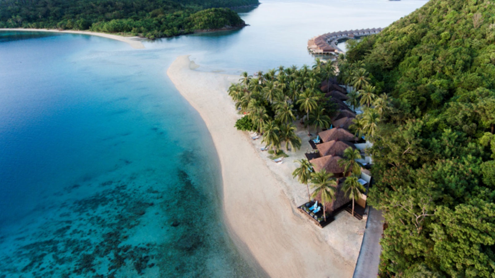 Exclusive retreat at Huma Island Resort with Citi