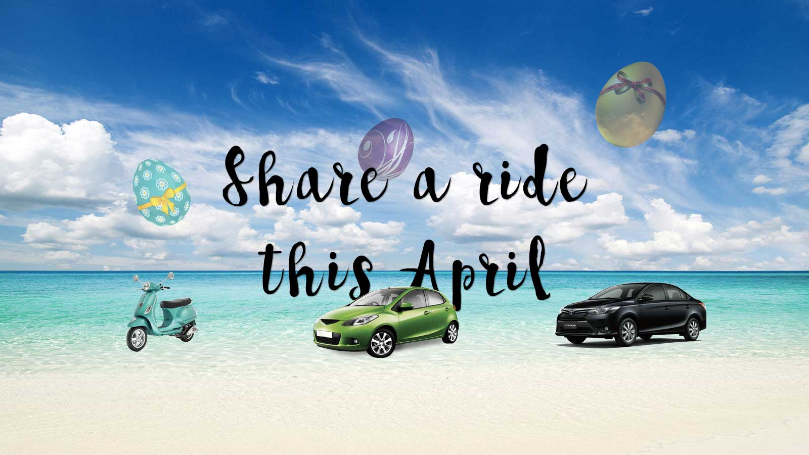 Ridesharing promo codes for April 2017