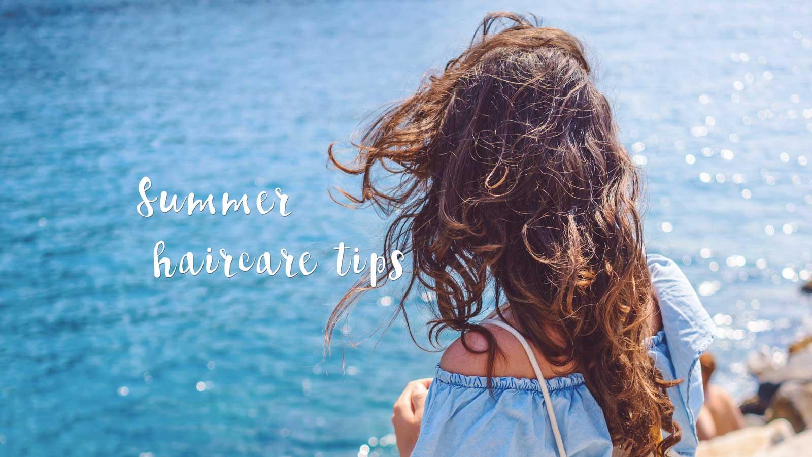 Novuhair summer haircare tips