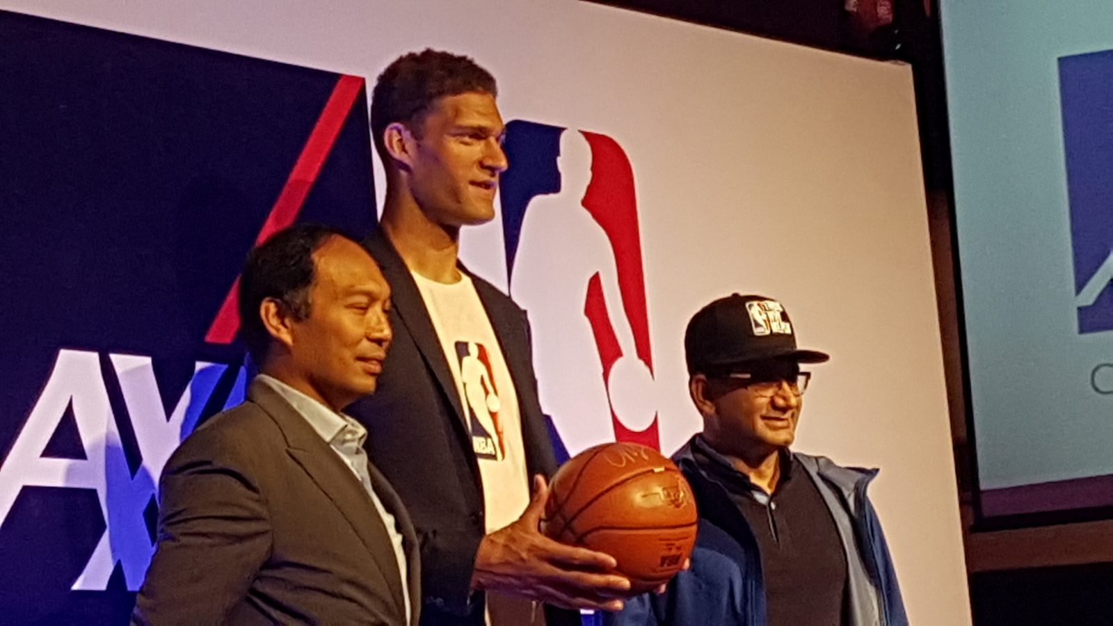 NBA and AXA Announce New Multiyear Partnership in the Philippines