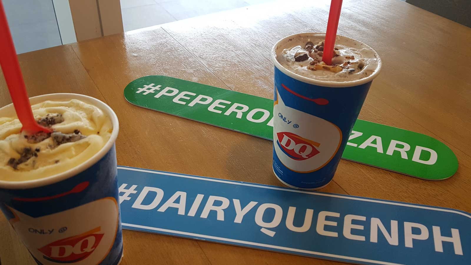 Pepero Blizzard: Dairy Queen's July Blizzard of the Month