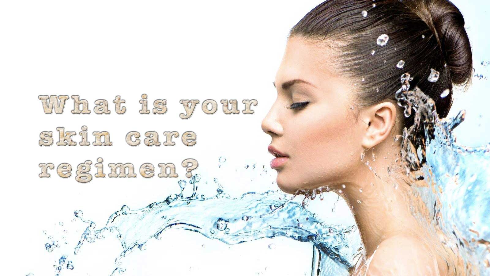 Beauty starts with good skin care