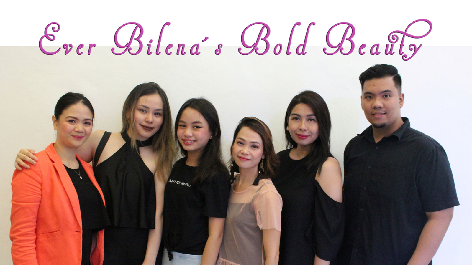 Ever Bilena's Bold Beauty event