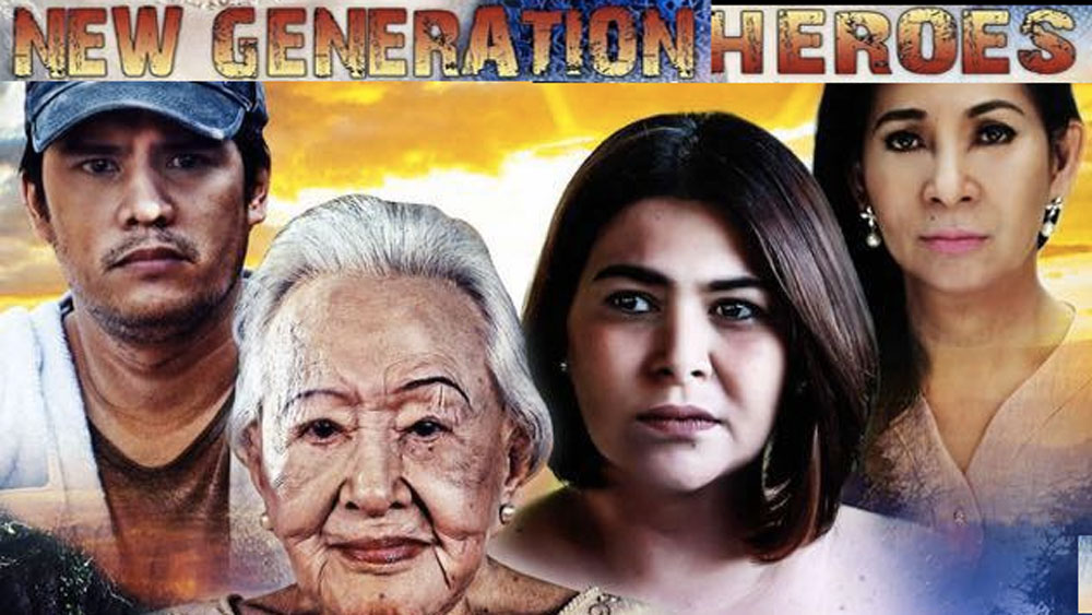 New Generation Heroes, a World Teacher's Day Presentation