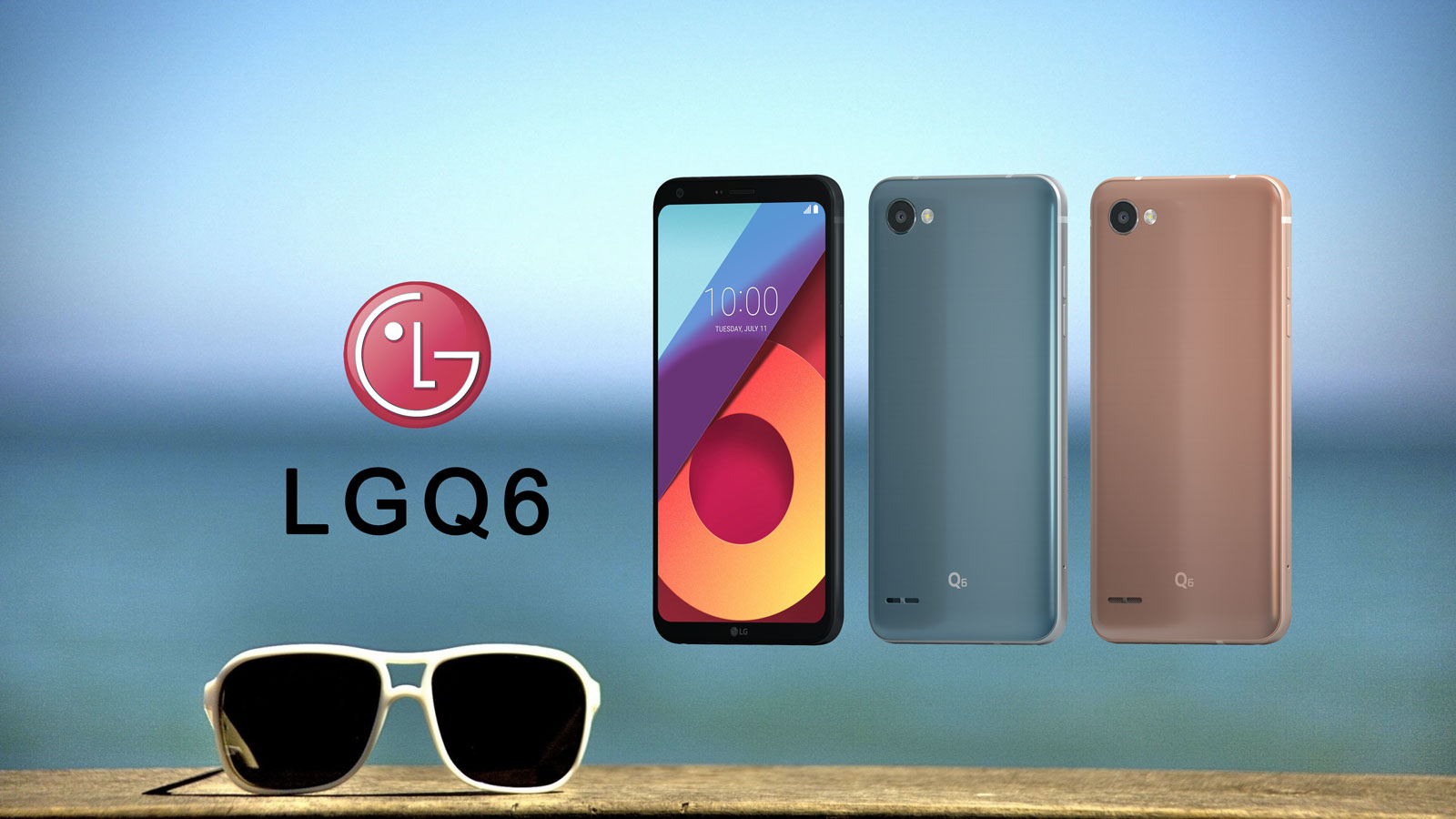 The new LG Q6 is now available in the Philippines!