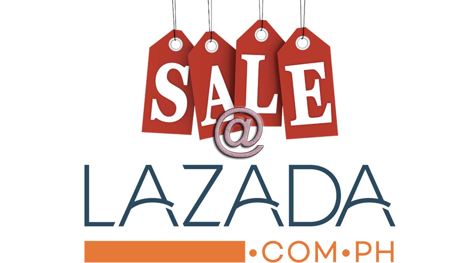 Early bird shopping at Lazada