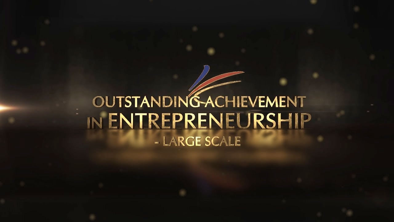 Maxicare founder wins Entrepreneurship Award at the 38th Agora Awards
