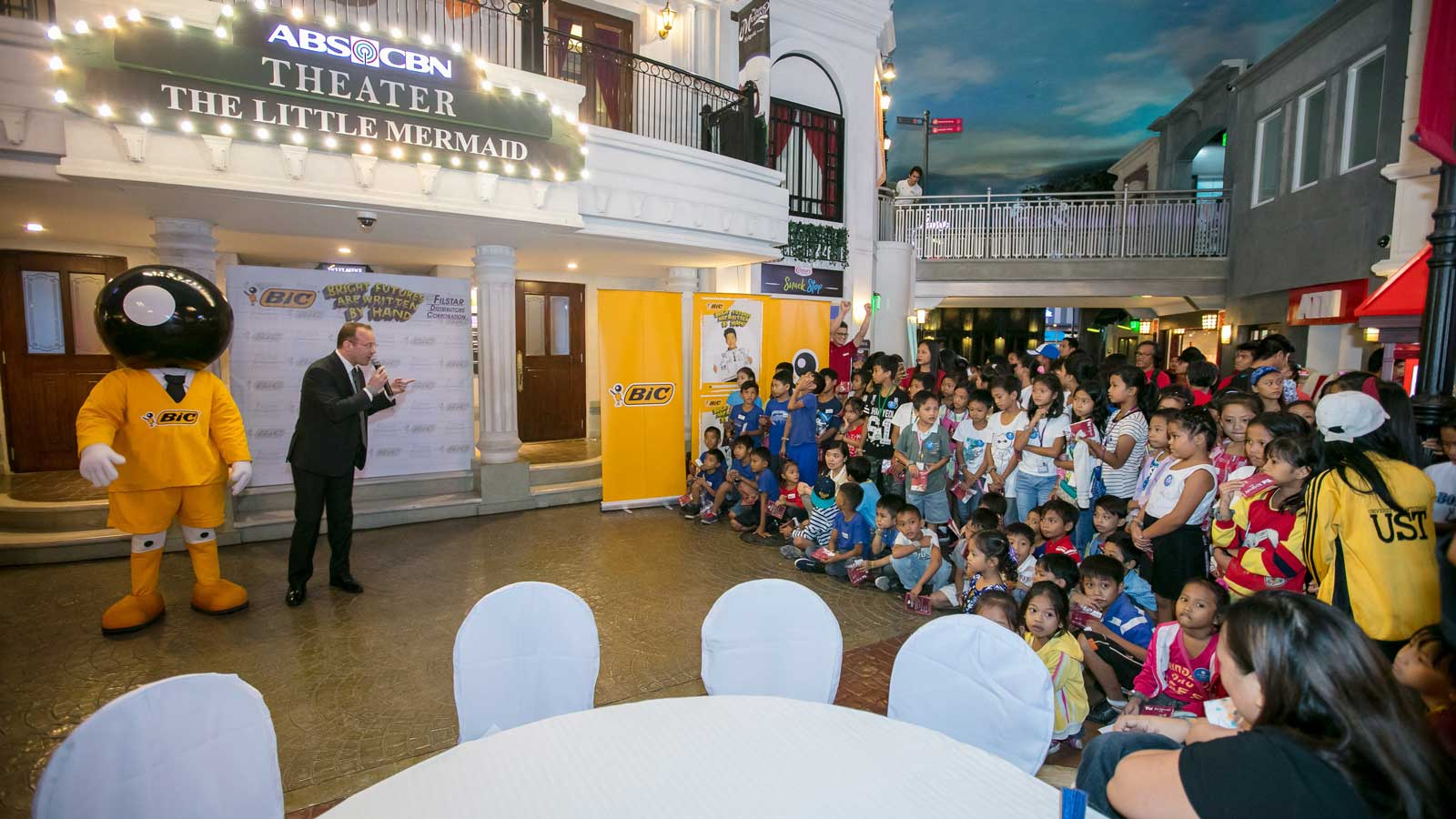 BIC® encourages Filipino children to go #BicToSchool for a Brighter Future
