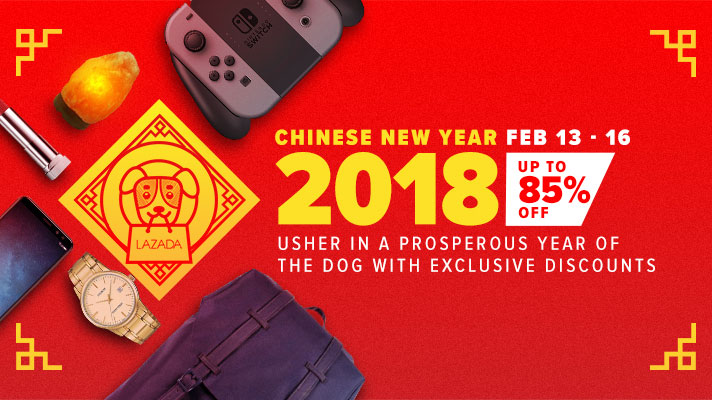 Bountiful deals for a prosperous year!