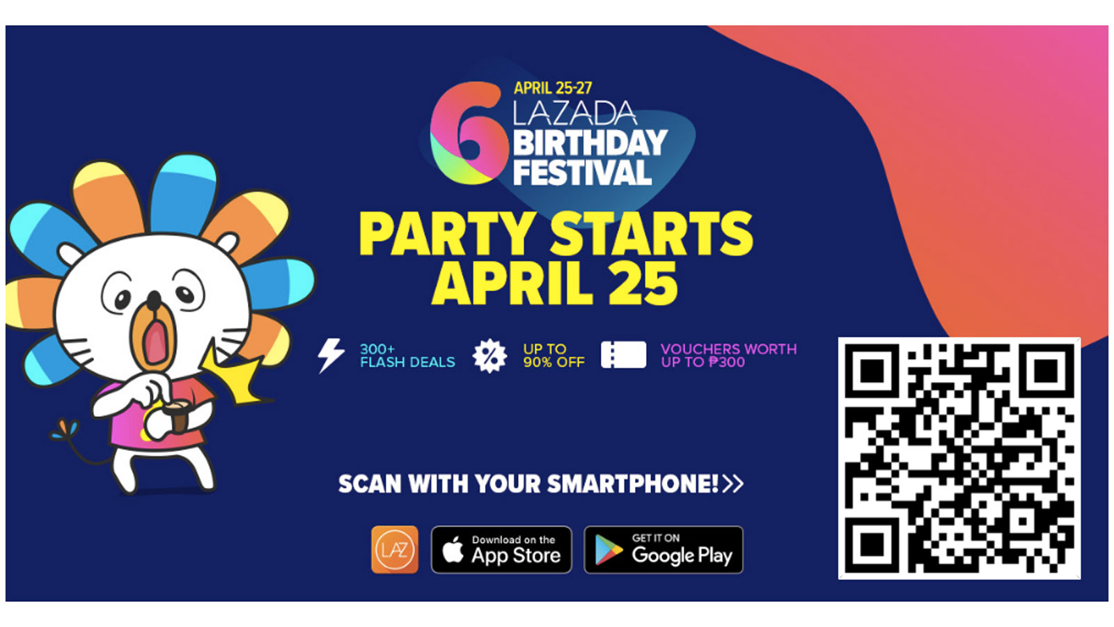 Jaclyn Jose Kicks off Lazada's 6th Birthday Sale