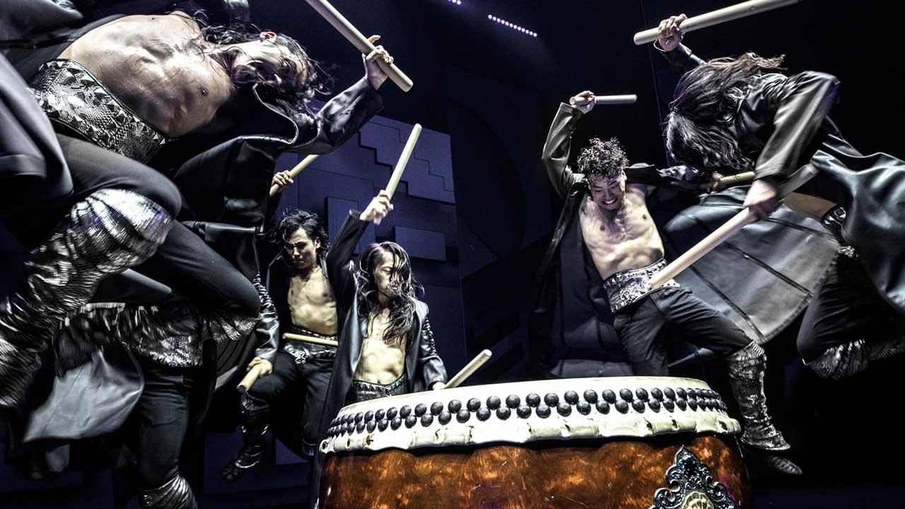 Drum Tao Samurai Rock Live in Manila