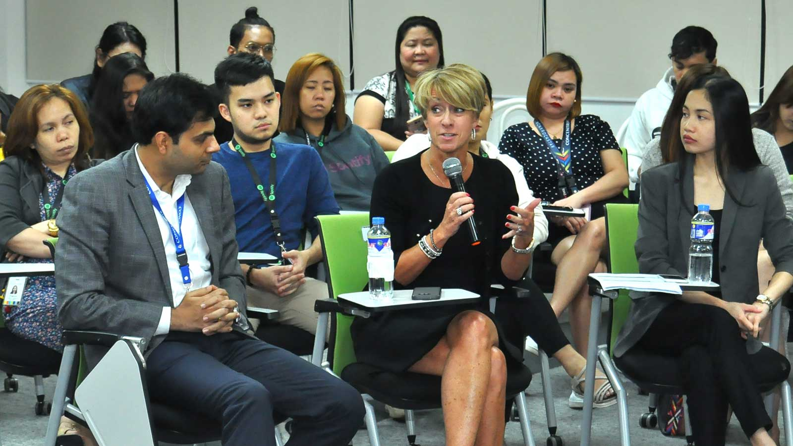Concentrix pushes for women empowerment NOW