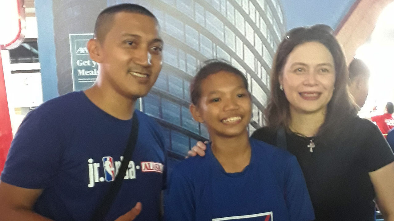 AXA helps young athlete pursue her dream