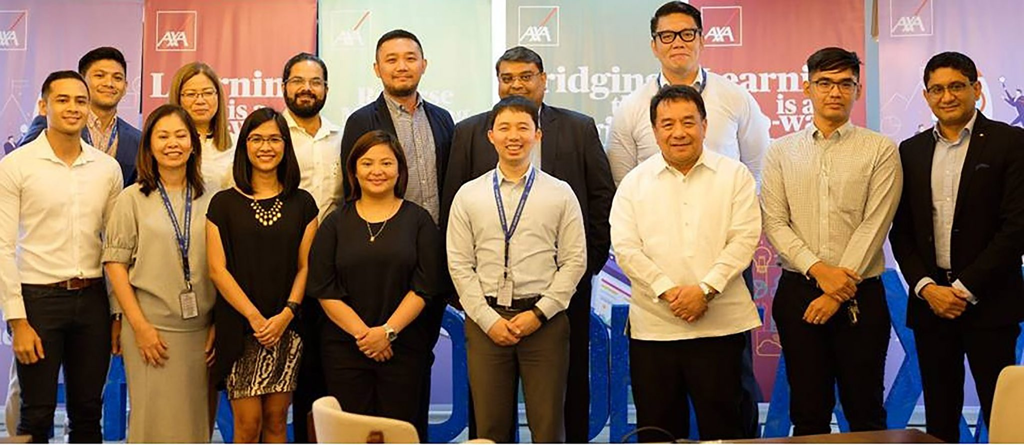 AXA Philippines holds Reverse Mentoring Program