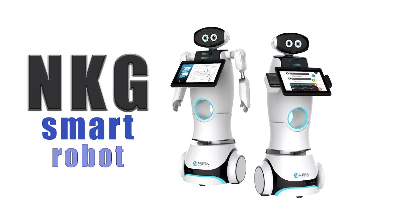 First ever smart robot debuts at SM