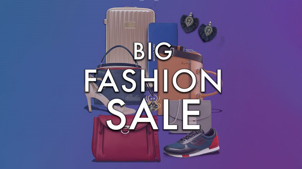 SSI Big Fashion Sale with Citi