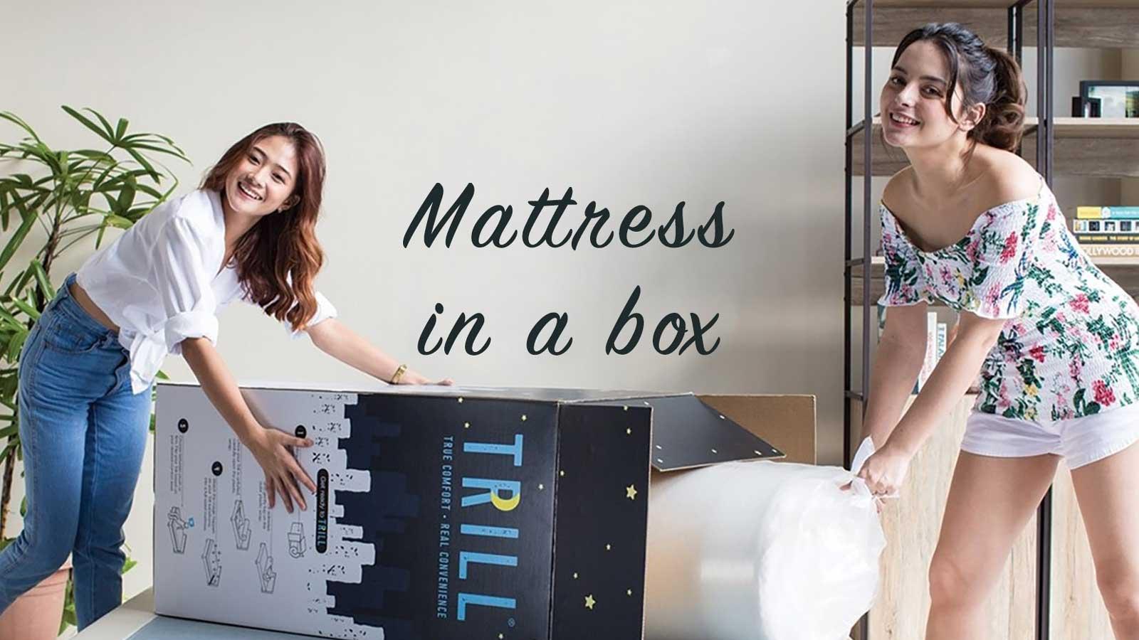 Trill: Mattress in a Box