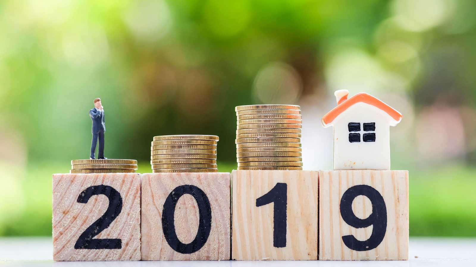 Plan and meet your financial goals for 2019
