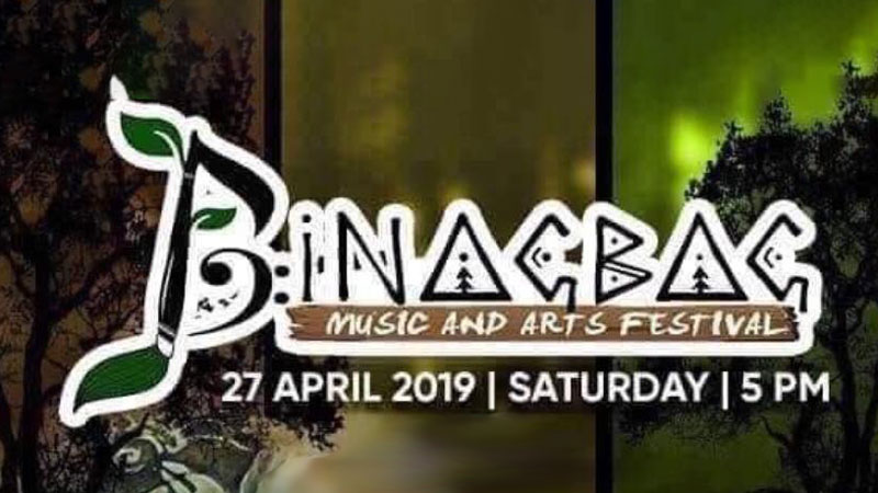 Binagbag: The biggest music and arts festival in Subic