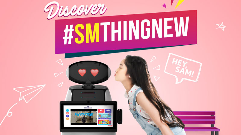 #SMThingNew is happening at SM Supermalls