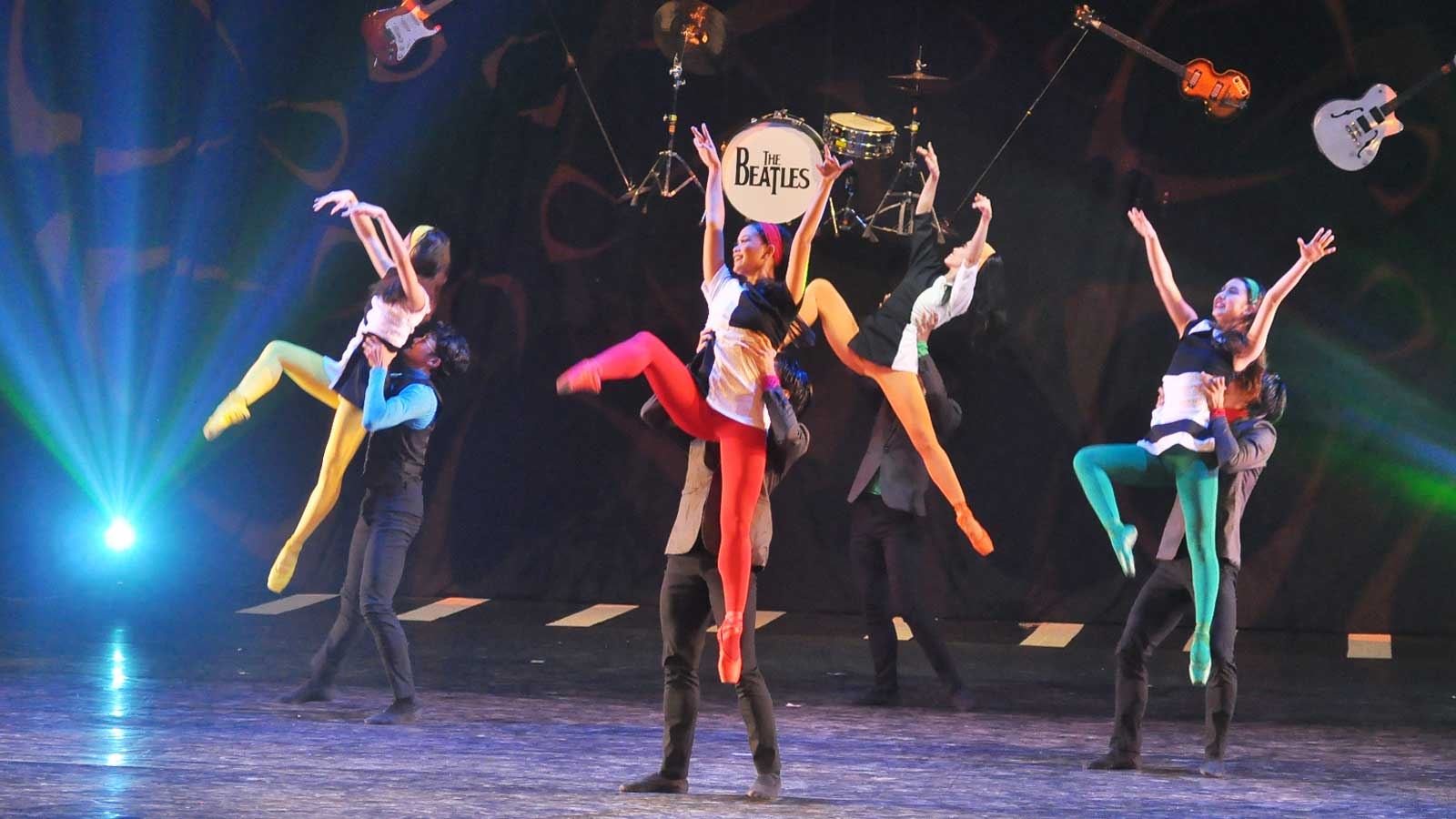 Deux: A fun mishmash of modern and classical ballet