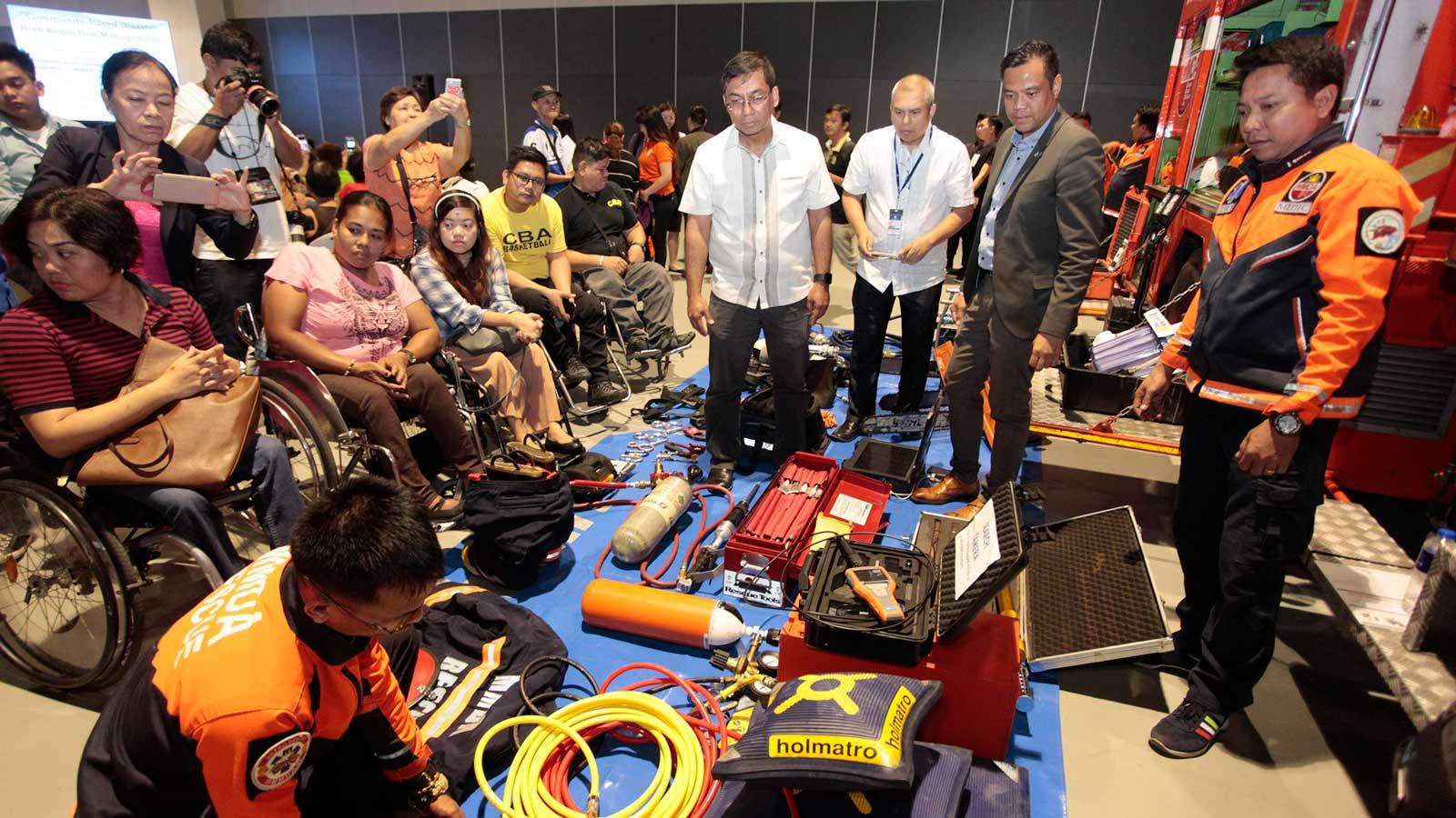 Emergency Preparedness Forum for PWD and elderly