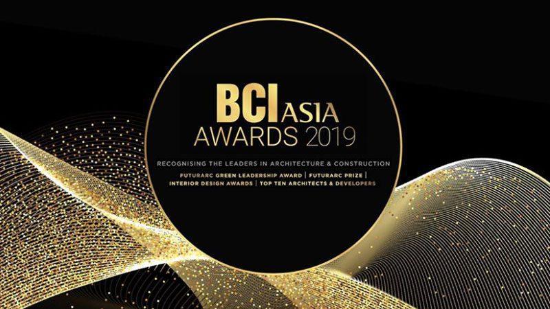 Filinvest Alabang Inc. wins at BCI Asia Top 10 Awards