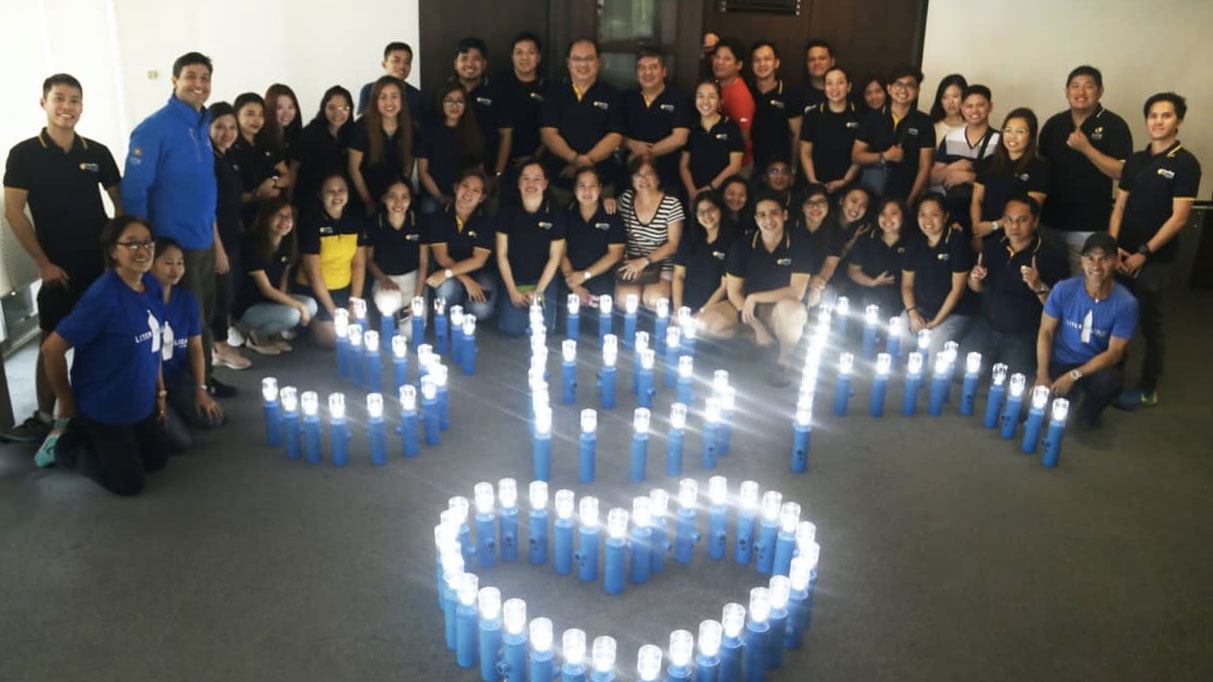 Sterling Bank of Asia partners with Liter of Light