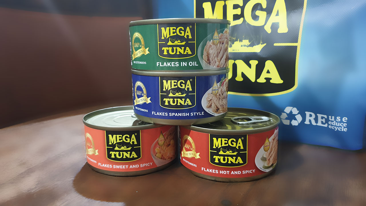 Get on the fitness journey with the best Mega Tuna yet