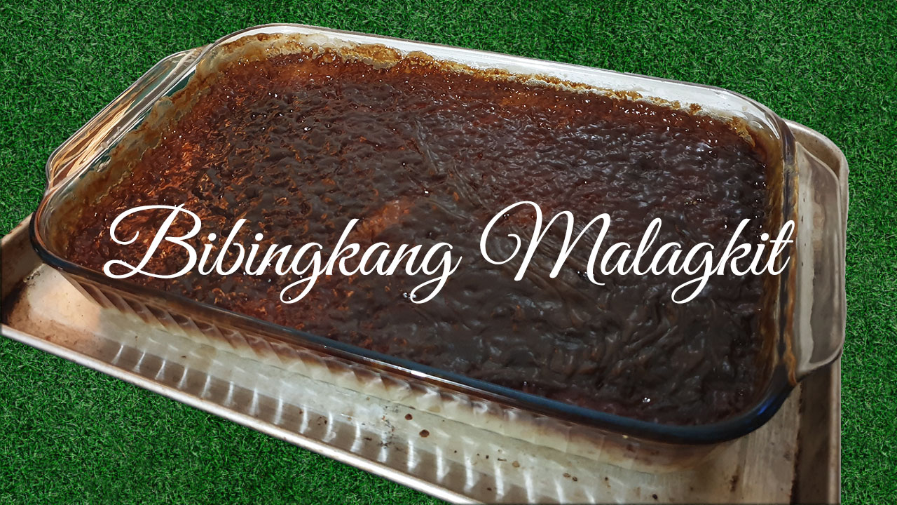 Recipe: Biko or Bibingkang Malagkit