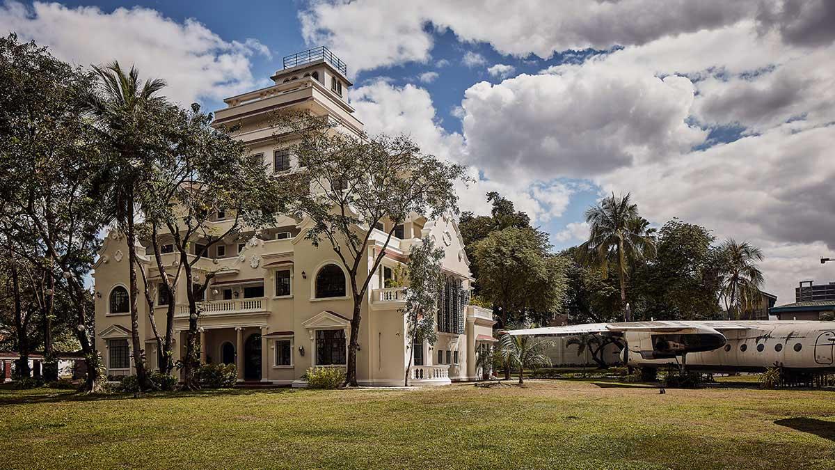 Casa de Memoria pays tribute to Philippine painters