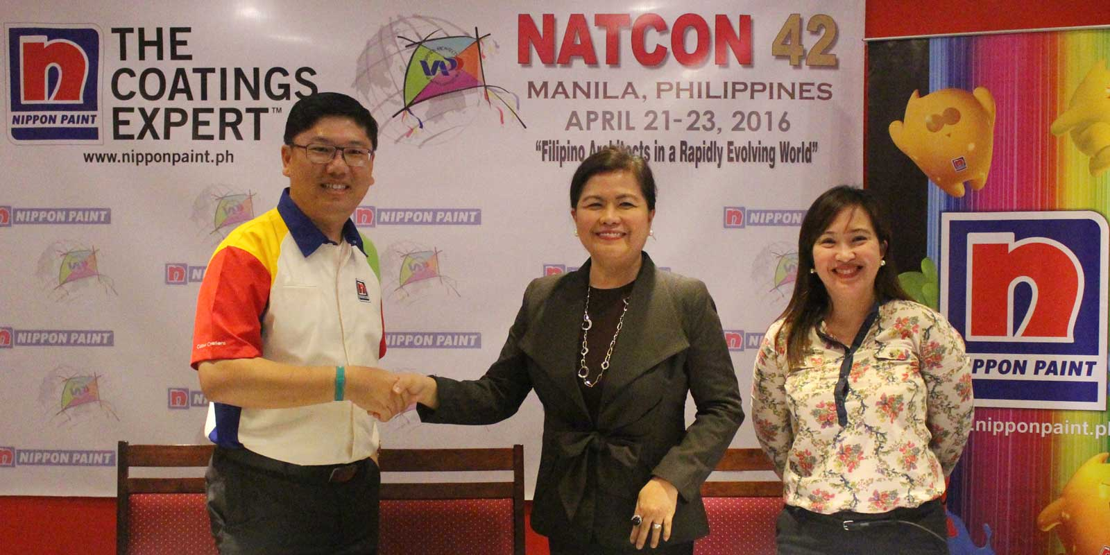 Nippon Paint sponsors upcoming UAP National Convention