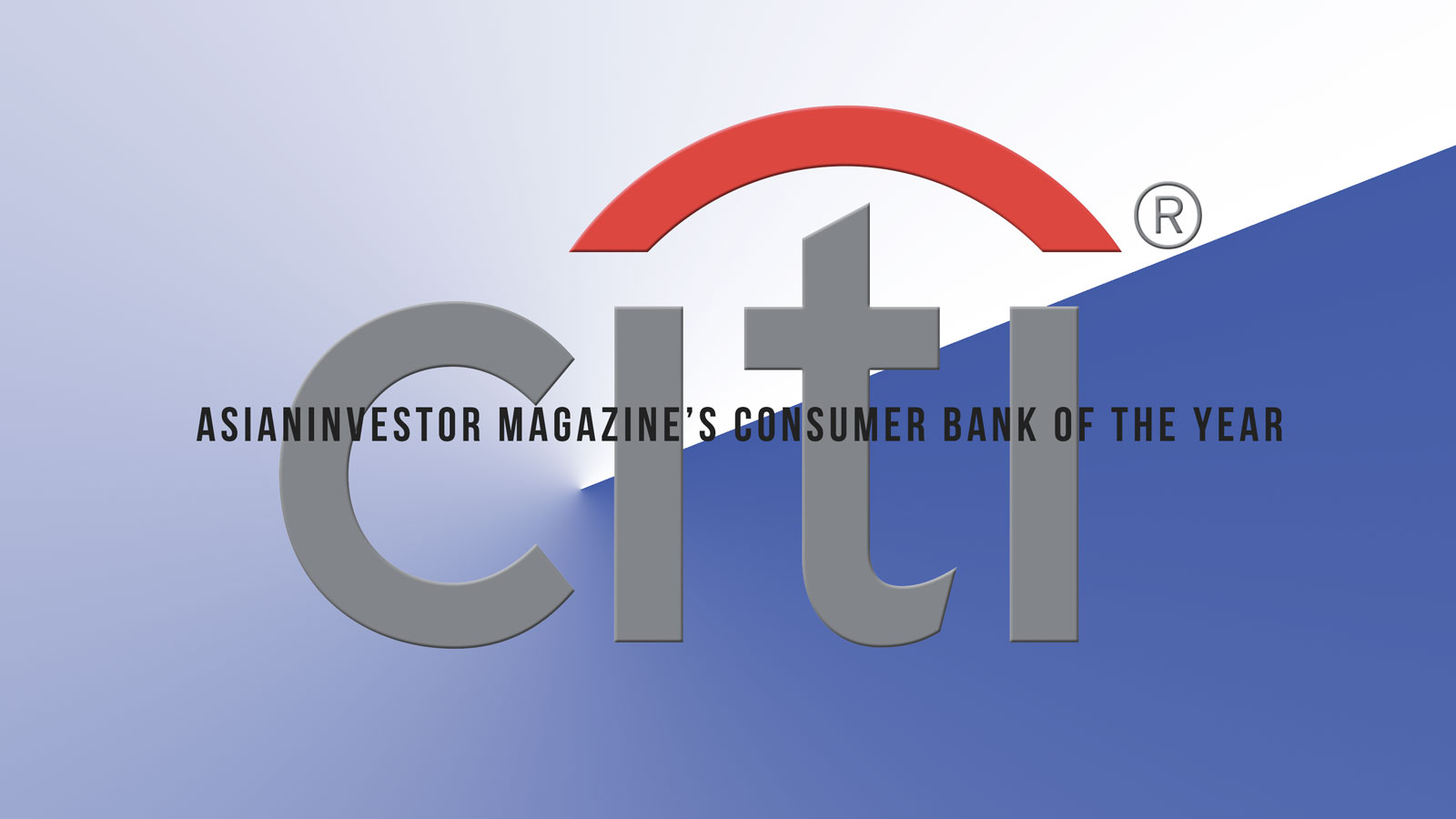 Citi is AsianInvestor Magazine's Consumer Bank of the Year