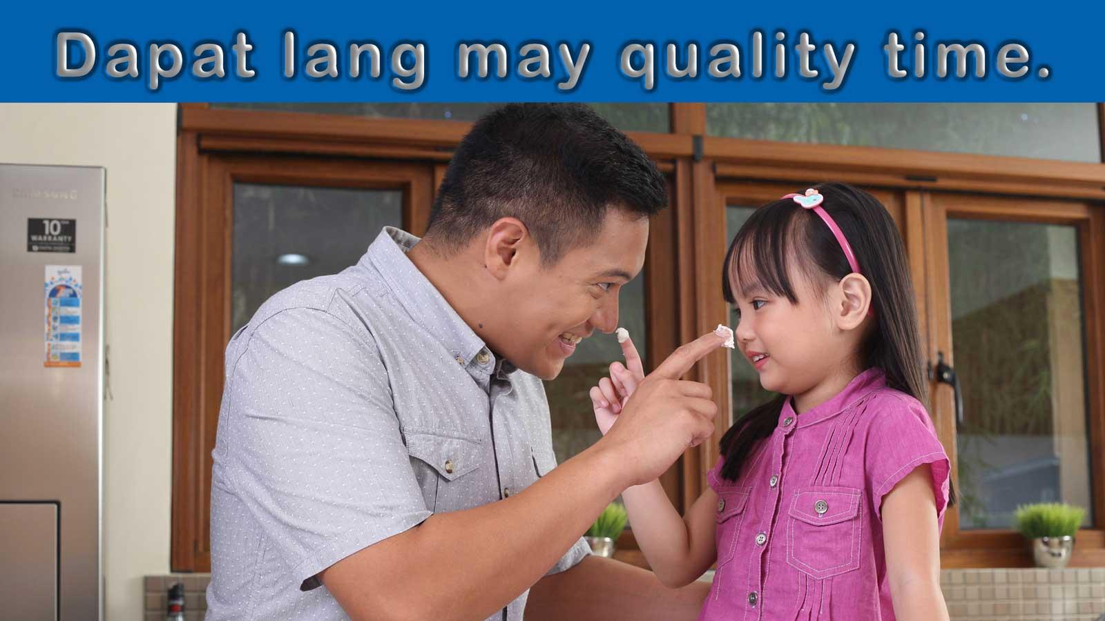 Solane promotes Filipino values