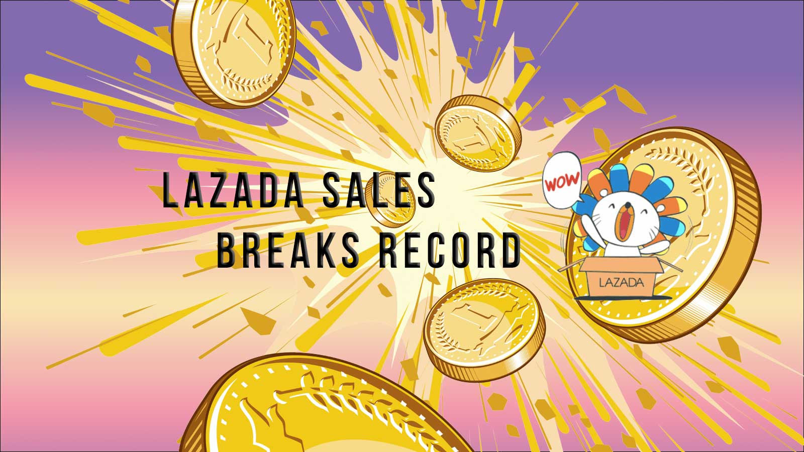Lazada's Online Revolution Breaks Record with 100,000 Items in 9 Hours