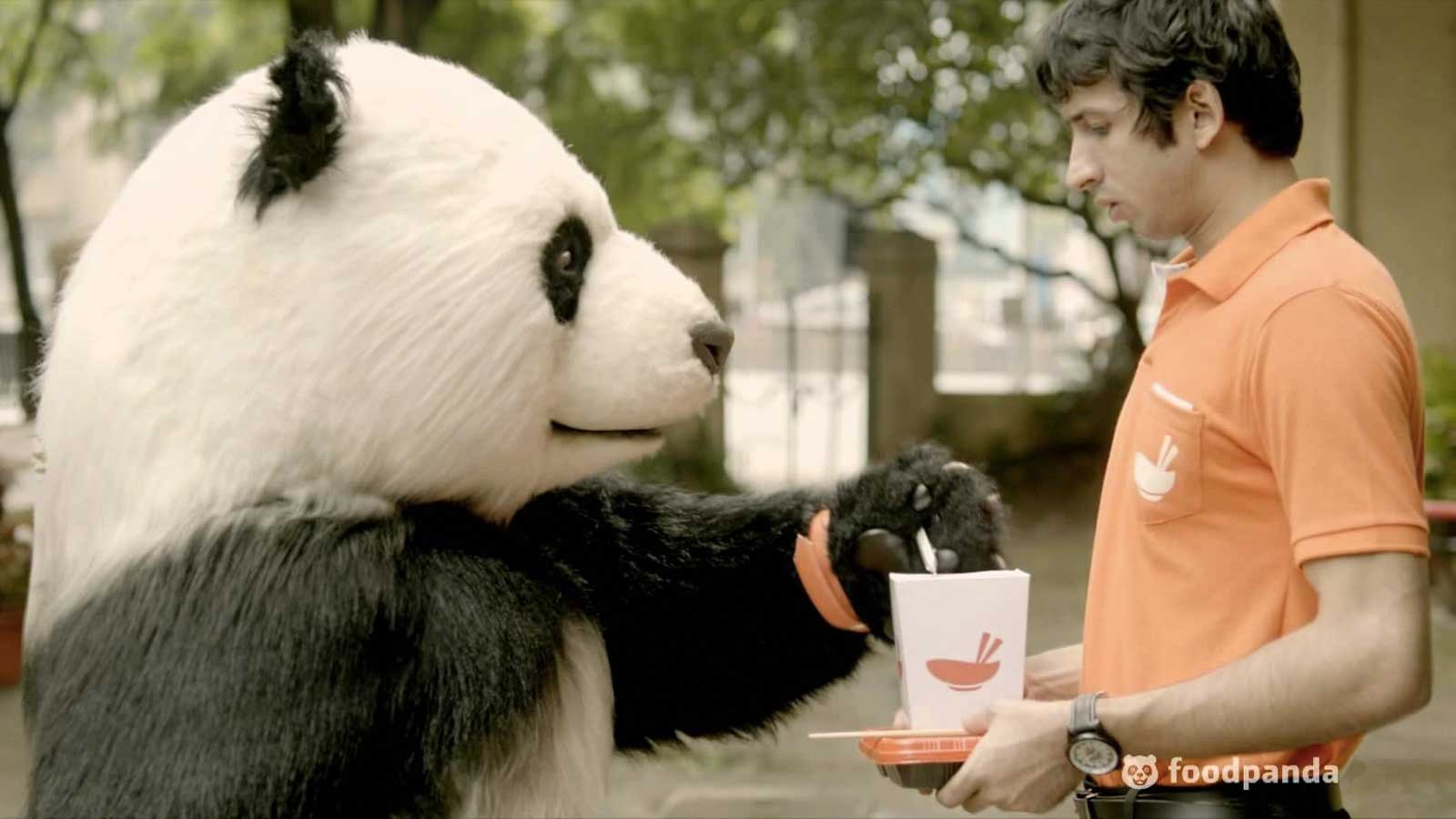 It's Pandamonium at Foodpanda!