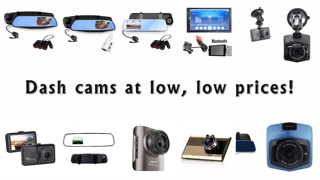 Dash cam: a must have in 2017