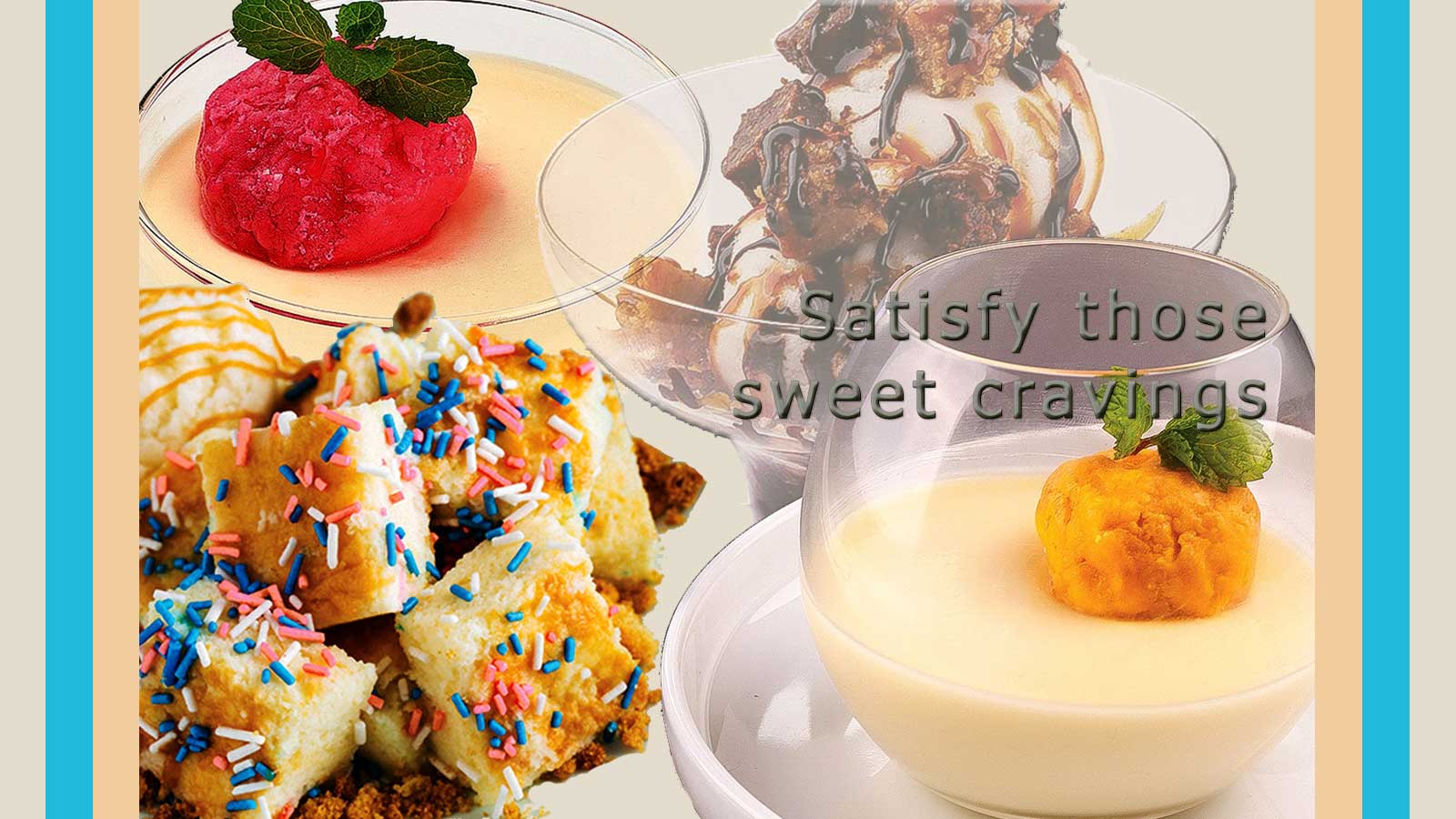 Satisfy those sweet cravings with free dessert from Citi cards