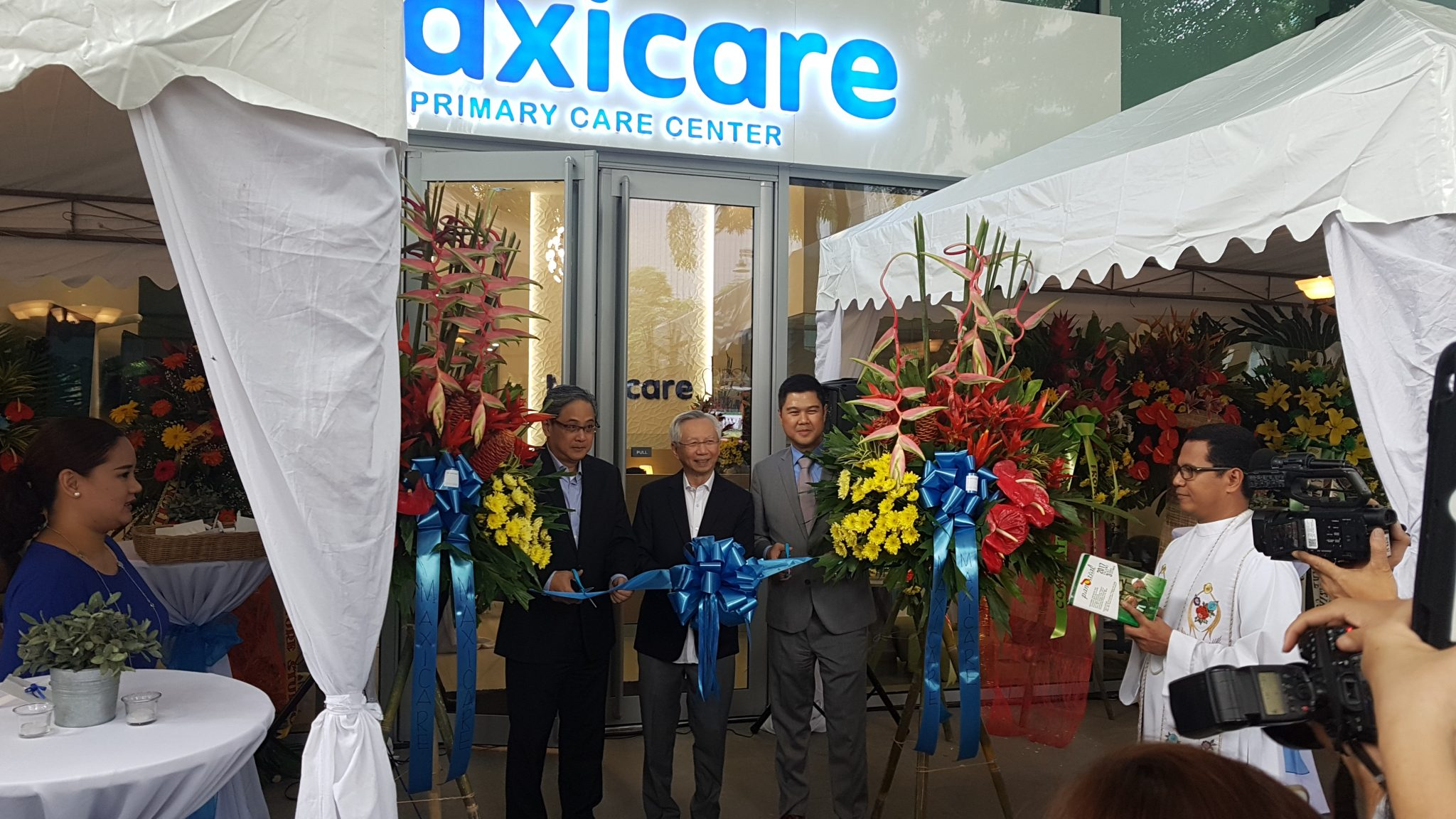 Maxicare opens its new PCC in BGC