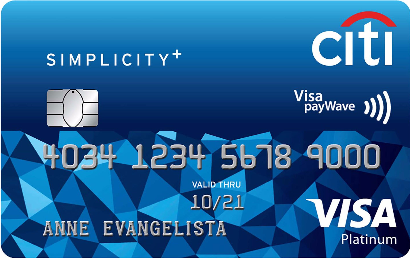 Keeping it simple with Citi Simplicity+ Card