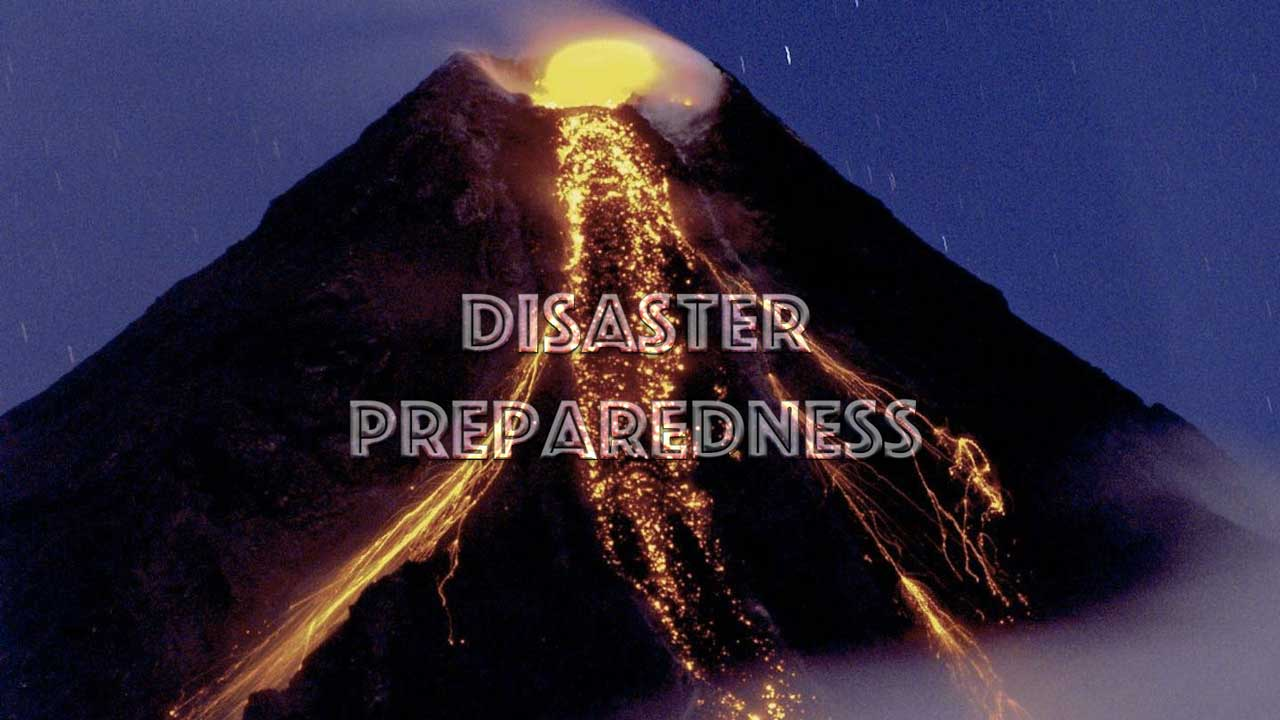 Four tips to keep safe during disasters