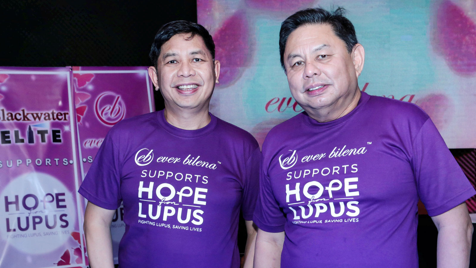Hope for Lupus Run on January 21