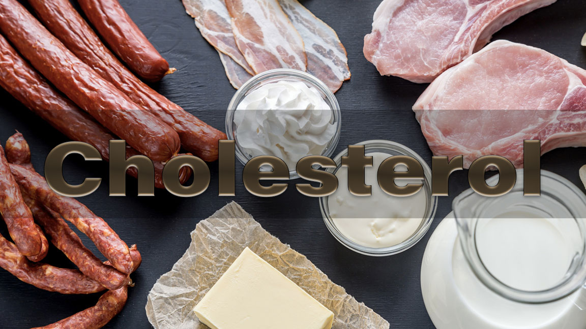 The good and the bad about cholesterol